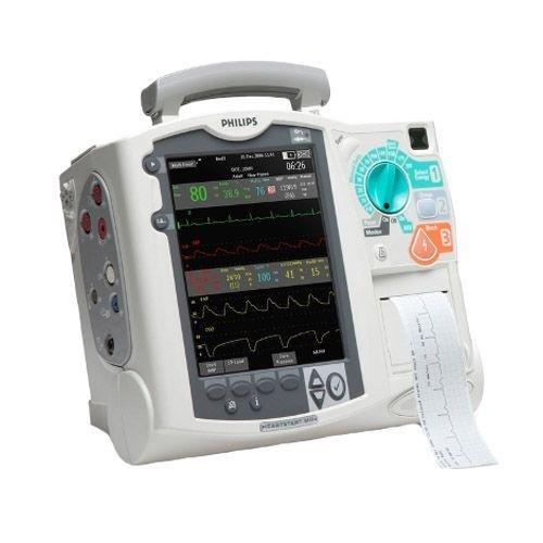 Philips HeartStart Mrx дефибриллятор протестированный